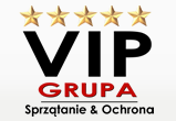 Logo firmy GRUPA VIP Cleaning and Security Services