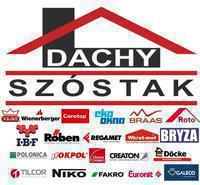 Logo firmy DACHY SZOSTAK
