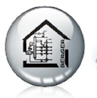 Logo firmy BERGER-Serwis Kotłów Gazowych Poznań
