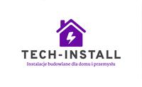 Logo firmy Tech-Install Mateusz Baliga