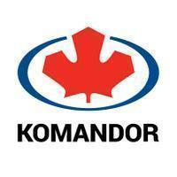 Logo firmy Komandor Wielkopolska S.A.
