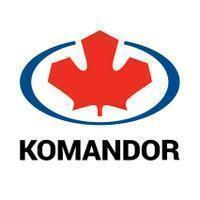 Logo firmy Komandor Olsztyn S.A.