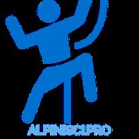 Logo firmy ALPINIŚCI Marcin Krawczyk