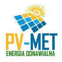 Logo firmy PV-MET Sp. z o.o.