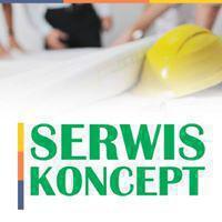 Logo firmy Serwis Koncept