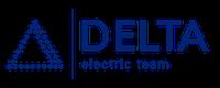 Logo firmy DELTA electric team