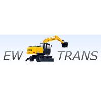 Logo firmy Usługi Transportowe Ew-trans S.C. G.Drążkiewicz P.Balczyński