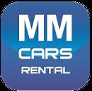 Logo firmy MM CARS RENTAL Wypożyczalnia samochodów Lubin