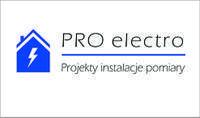 Logo firmy PROelectro