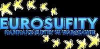 Logo firmy EUROSUFITY napinane sufity w Warszawie