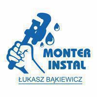 Logo firmy Monter-Instal