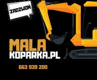 Logo firmy Usługi ziemne Minikoparka
