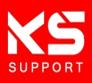 Logo firmy KS SUPPORT