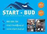 Logo firmy START-BUD