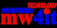 Logo firmy mw4it Systemy Informatyczne