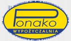 Logo firmy Ponako