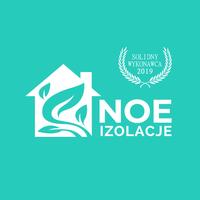 Logo firmy NOE izolacje