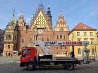 Logo firmy Firma Usługowa SKYMAT Mateusz Kwasiborski