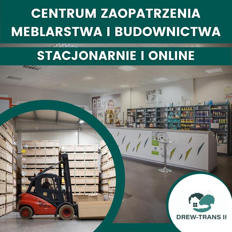 Drew Trans II Centrum Zaopatrzenia Meblarstwa i Budownictwa Zenon Wrzeszcz i Wspólnicy Sp. z o.o.