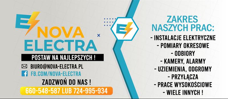 NOVA-ELECTRA s.c. Michał Goliński, Rafał Ślusarczyk