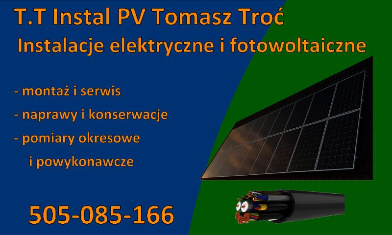 Tomasz Troć TT INSTAL PV