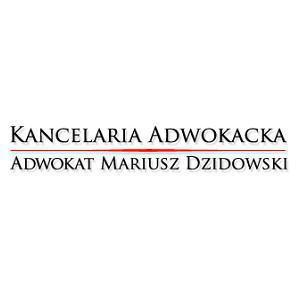 Kancelaria Adwokacka Warszawa - Adwokat Mariusz Dzidowski