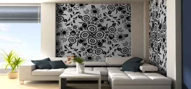 Nowe oblicze ścian - fototapety jako wystrój salonu dla Ciebie