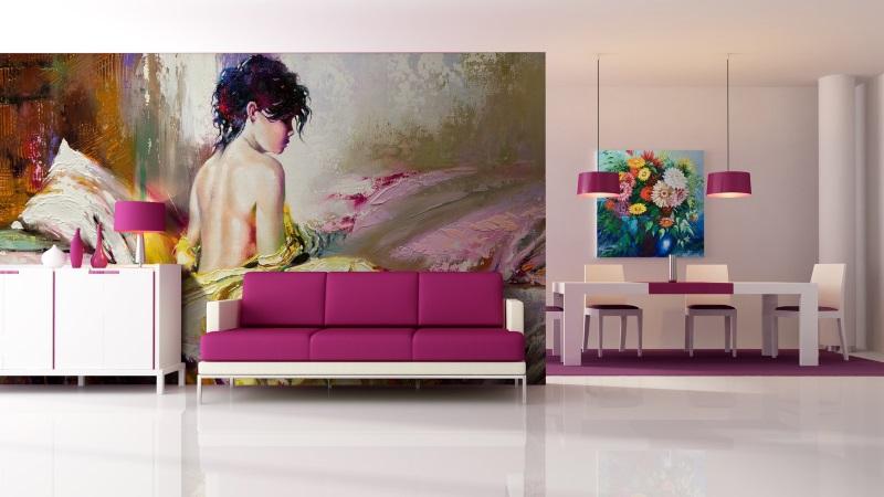 Sztuka w domu