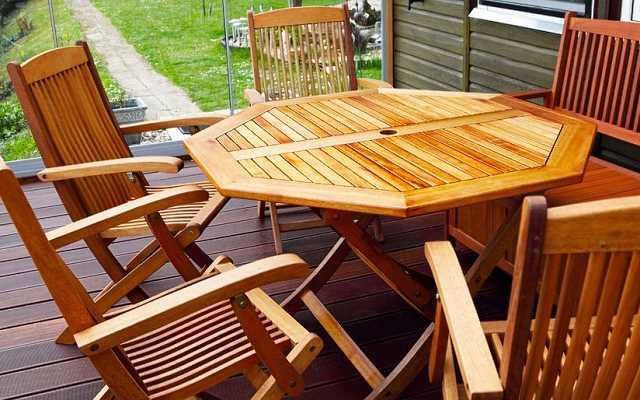 Jakie meble ogrodowe wybrać – przegląd materiałów