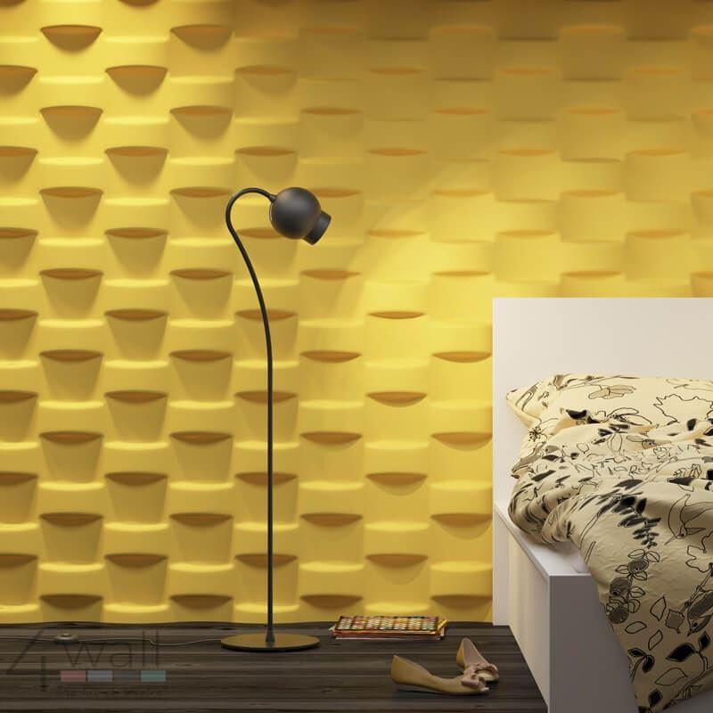 CIekawe pomysły na dekoracje ścian w salonie