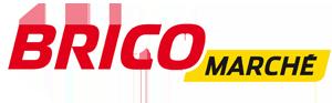 Brico Marche - logo francuskiej sieci handlującej artykułami budowlanymi