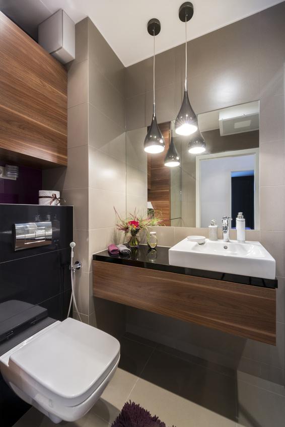 Kolejne zdjęcie pięknej łazienki