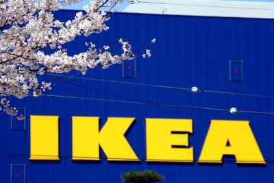 Sklep IKEA - logo - source: FLICKR.com by OiMax