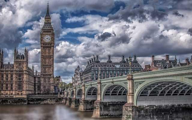 Profesjonalna ochrona na ulicach Londynu