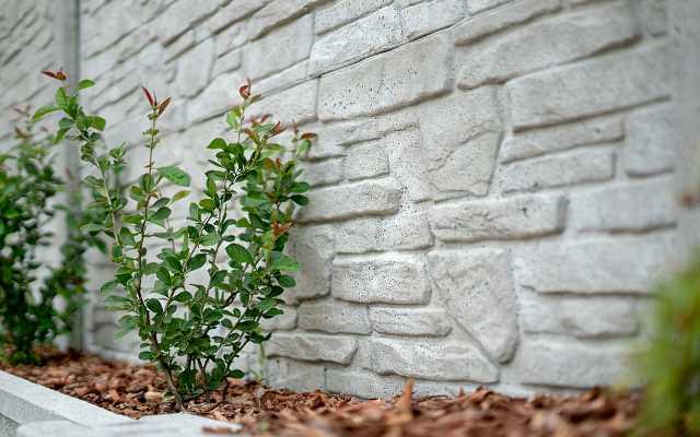 Ogrodzenie betonowe posesji - zalety