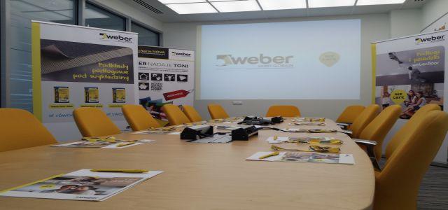 Akademia Weber dla branży budowlanej