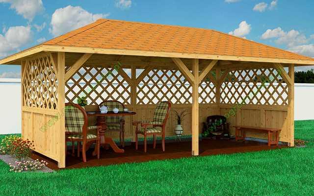 Altana, czy domek ogrodowy? Co wybrać do ogrodu?