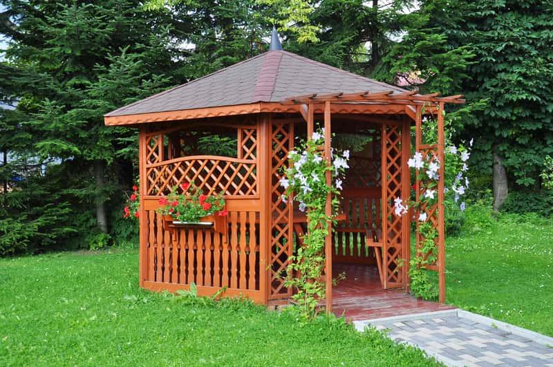 Projekt altany ogrodowej - co musi zawierać, na co zwrócić uwagę