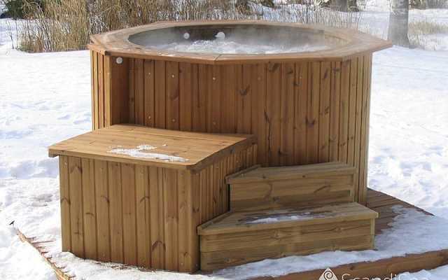 Drewniana balia kąpielowa – jaką wybrać?