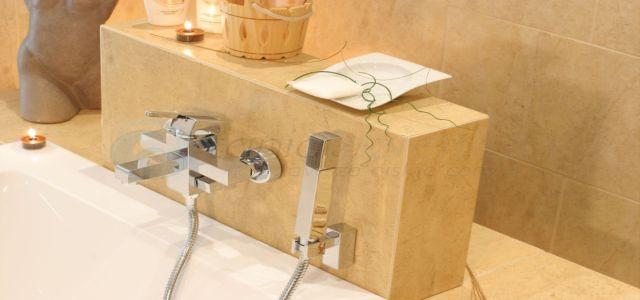 Stylowa łazienka: dobrze dobrana armatura łazienkowa