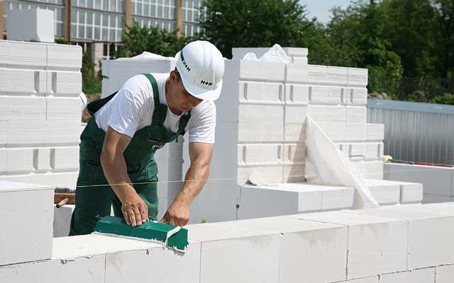 Zalety ścian działowych z bloczków silikatowych