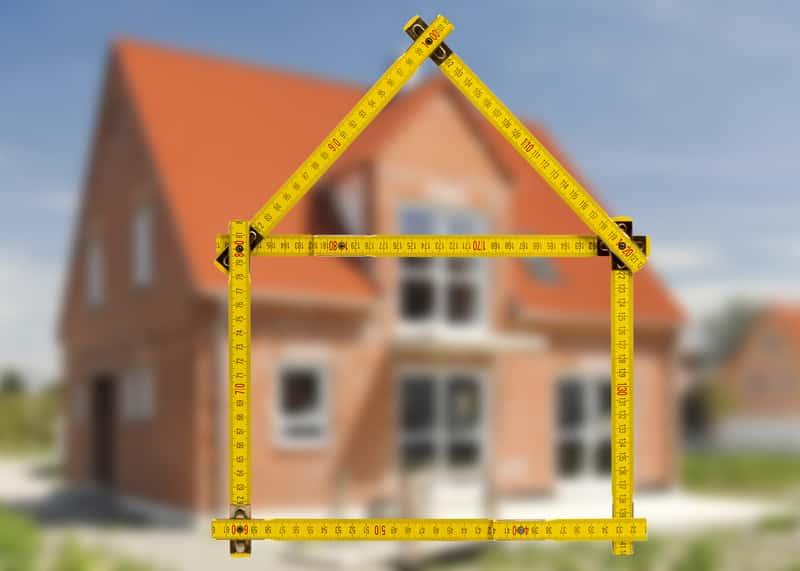 Dom jednorodzinny - budowa