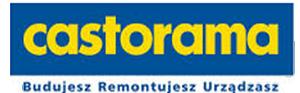 Logo sieci marketów DIY Castorama