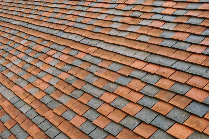 Dach pokryty gontem