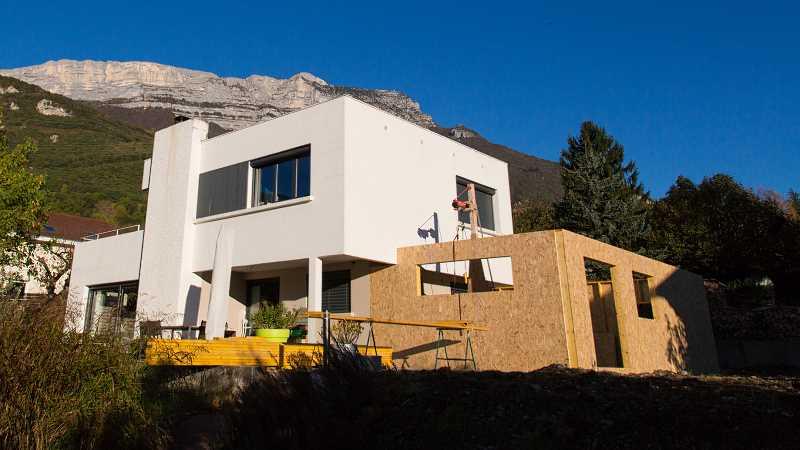 Koszt budowy domu pasywnego jest około 20% wyższy niż domu w technologii tradycyjnej