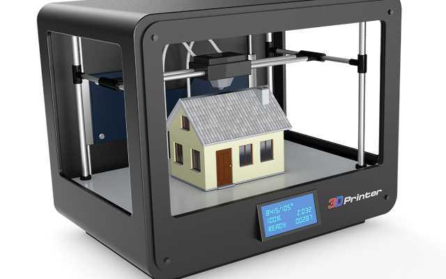 Wydrukuj Sobie Dom Domy Z Drukarki 3d To Juz Rzeczywistosc