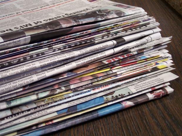 Sterta gazet i czasopism o tematyce budowlanej i designerskiej