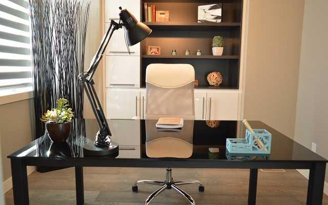 Biuro domowe - wygoda i zdrowie