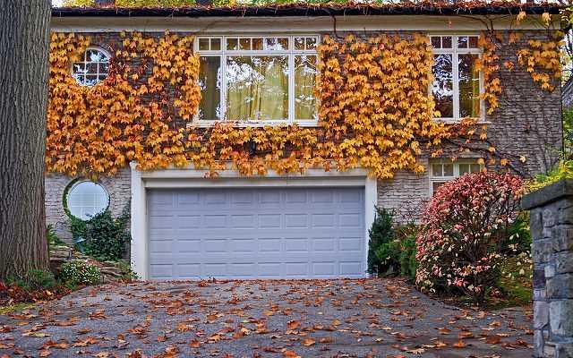 Jak przygotować garaż na jesień?