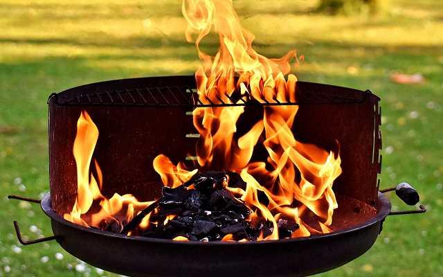 Grill - istotny element ogrodu